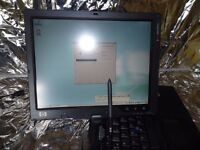 HP tc4200 laptop tablet pc