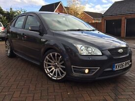 FORD FOCUS ST FULL SERVICE HISTORY ,12 MONTHS MOT, 3OWNERS, TOP SPEC..