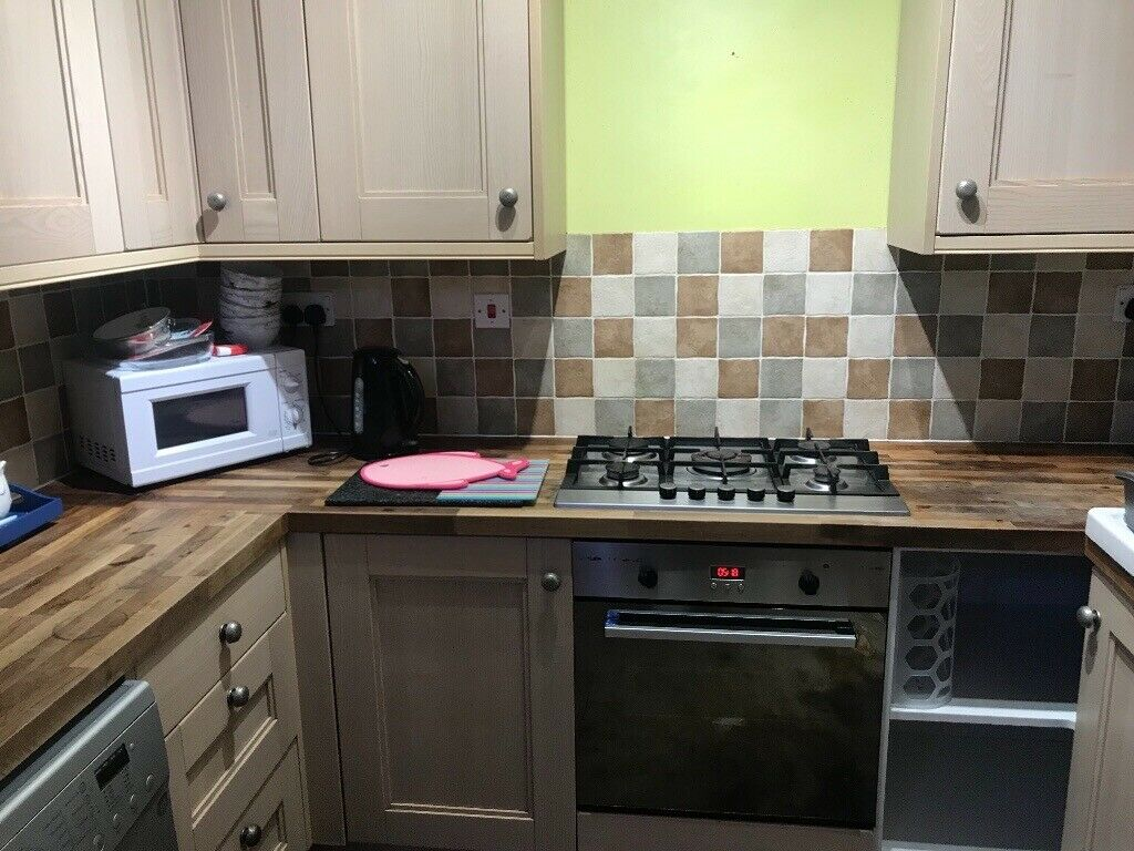 Fully Fitted Kitchen Units In Birstall Leicestershire