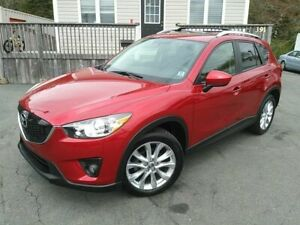 2014 Mazda CX-5 GT | AWD | LEATHER  | BOSE Audio | MOONROOF |