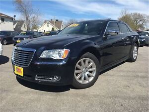 2011 Chrysler 300 LIMITED LEATHER SKYVIEW ROOF