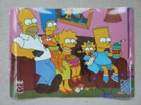 Wall Poster tv Simson's Family