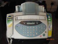 Samsung SF-3200 Fax Machine and copier.