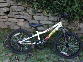 Kids Apollo Bike 2015 20inch, 1 year old, great condition.