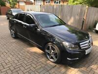 Mercedes c clas 2013