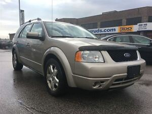 2005 Ford Freestyle LIMITED AWD WITH LEATHER & SUNROOF Oakville / Halton Region Toronto (GTA) image 6