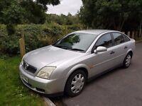 Vauxhall Vectra 1.8 with MOT £395