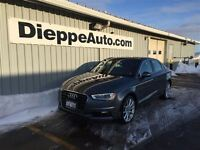 2015 Audi A3 2.0T Komfort Quattro 6sp S Tronic $2,000 Demo Disc