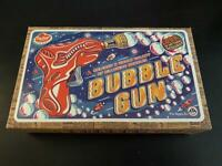 Toy bubble blowing gun - unused