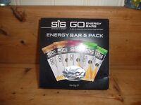 SIS GO MINI ENERGY 5 BAR PACK see details