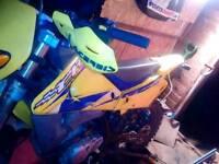 Yamaha ch racing 125