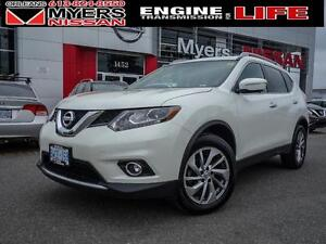 2015 Nissan Rogue SL, JUST 12,216 KM! LEATHER!!! AWD!, MOONROOF,