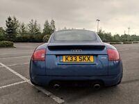 *Excellent condition*Audi TT *loads of history*recent MOT*