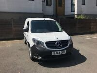 Mercedes Benz Citan 109 CDI - Long Van - White - (64 Reg) No VAT