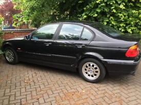 Bmw e46 318i *SPARES OR REPAIRS* NEED GONE ASAP!