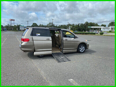 VAN WHEELCHAIR HANDICAP HAND CONTROL KNEELING 2009 Touring w/PAX Used 3.5L V6