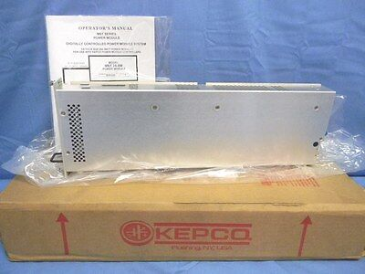 New Kepco Mst 25-8m Dc Power Supply Module 0-25v 0-8a