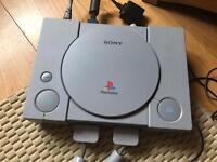 Original PlayStation 1 bundle