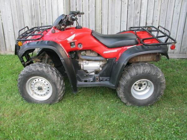 Honda 350 2X4 For Sale Canada