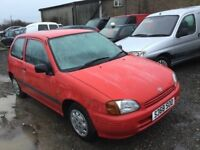 LOW MILEAGE ULTRA RELIBLE TOYOTA STARLET CKEAN CAR IN AND OUT CAME IN OX TIDAY ANY TRIAL WELCOME
