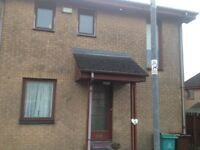 2 Bedroomed End Terraced Property in Gimmerscroft Crescent, Airdrie, Excellent area