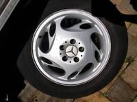 Mercedes v class alloys for sale