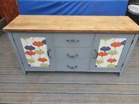 Solid Oak Sideboard Price drop know £195
