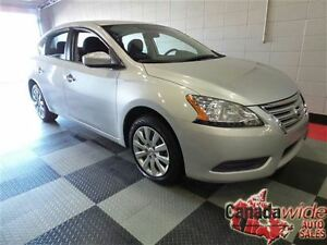 2015 Nissan Sentra 1.8 SV/EASY FINANCING,DRIVE AWAY TODAY