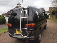 1 year mot Mitsubishi delica space gear 2.8 turbo diesel automatic 7 seater