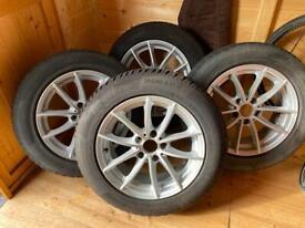 "BMW X3 (F25) - 17"" Winter Wheels"