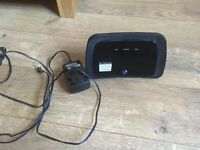 BT Home hub 3 wired and wireless router