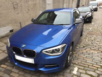 2014 BMW M135i 3 door, automatic with BMW performance exhaust, 30k miles.
