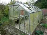 Greenhouse 14ft x 8 ft