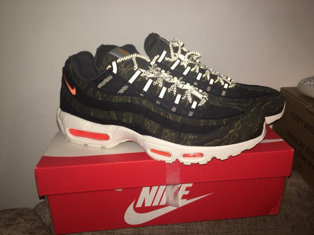 size 40 e6bbb c0501 Nike Air Max 95 x Carhartt WIP UK11.5 | in Camden Town, London | Gumtree