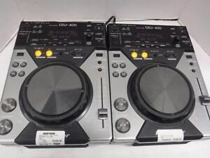 Pioneer CDJ (Pair). We Buy and Sell Used Pro Audio Equipment. 114582
