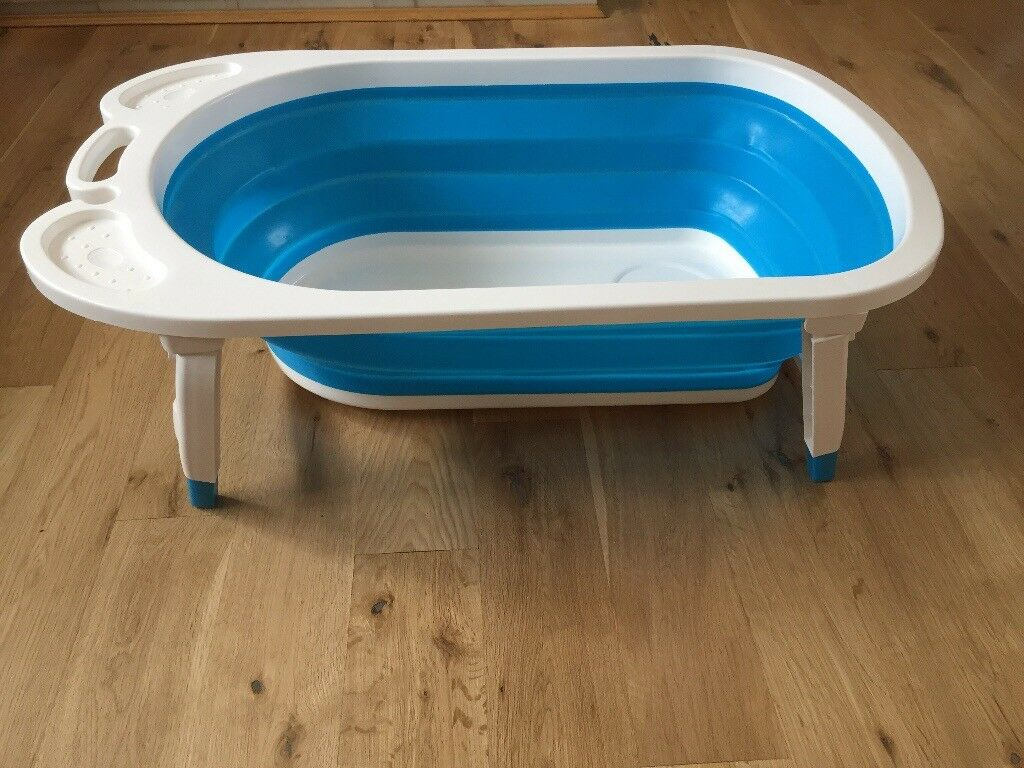 Folding baby bath | in Newtownabbey, County Antrim | Gumtree