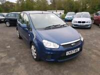Ford c max style 1.8L 5DR 2007 long mot service history excellent condition