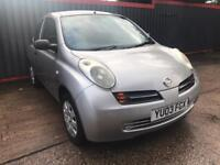 Nissan micra 1.0, cheap tax and insurance!!