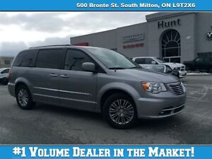 2016 Chrysler Town & Country TOURING-L DVD, NAV, SUNROOF, LEATHE
