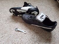 Genuine Puma Mens Football Boots - Size UK8 .5