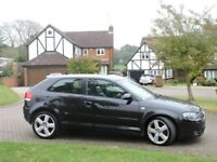 2004 Audi A3 Automatic Diesel 1.9 With 12 Month MOT PX Welcome