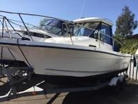 2005 bayliner trophy 2052 wa pro boat fishing