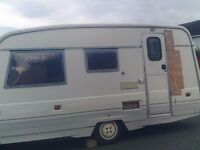 wanted caravans free or cheap as pos