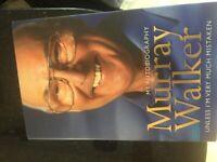 Murray Walker autobiography