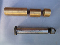Shackle pins and bushes Commercial fitment range 1950 - 1970