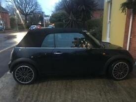 MUST GO!! MAKE ME AN OFFER!! 2007 Mini Cooper Convertible!