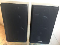 Technics 3-Way Speakers Model SB-CH900 100w EXECELLENT CONDITION in CENTRAL LONDON BARGAIN