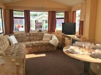 Cheap Used Static Caravan For Sale in Mid/West Wales on Brynowen in Borth NO SITE FEES UNTIL 2019