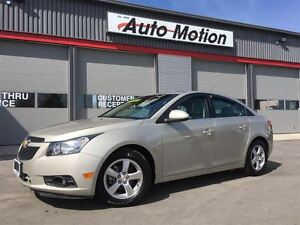 2014 Chevrolet Cruze LT LOADED 61K