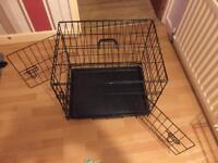 Dog Crate 58x50x45 Cm